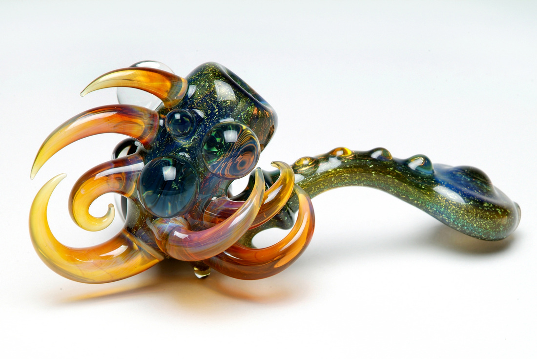 Artistic Glass Pipes
