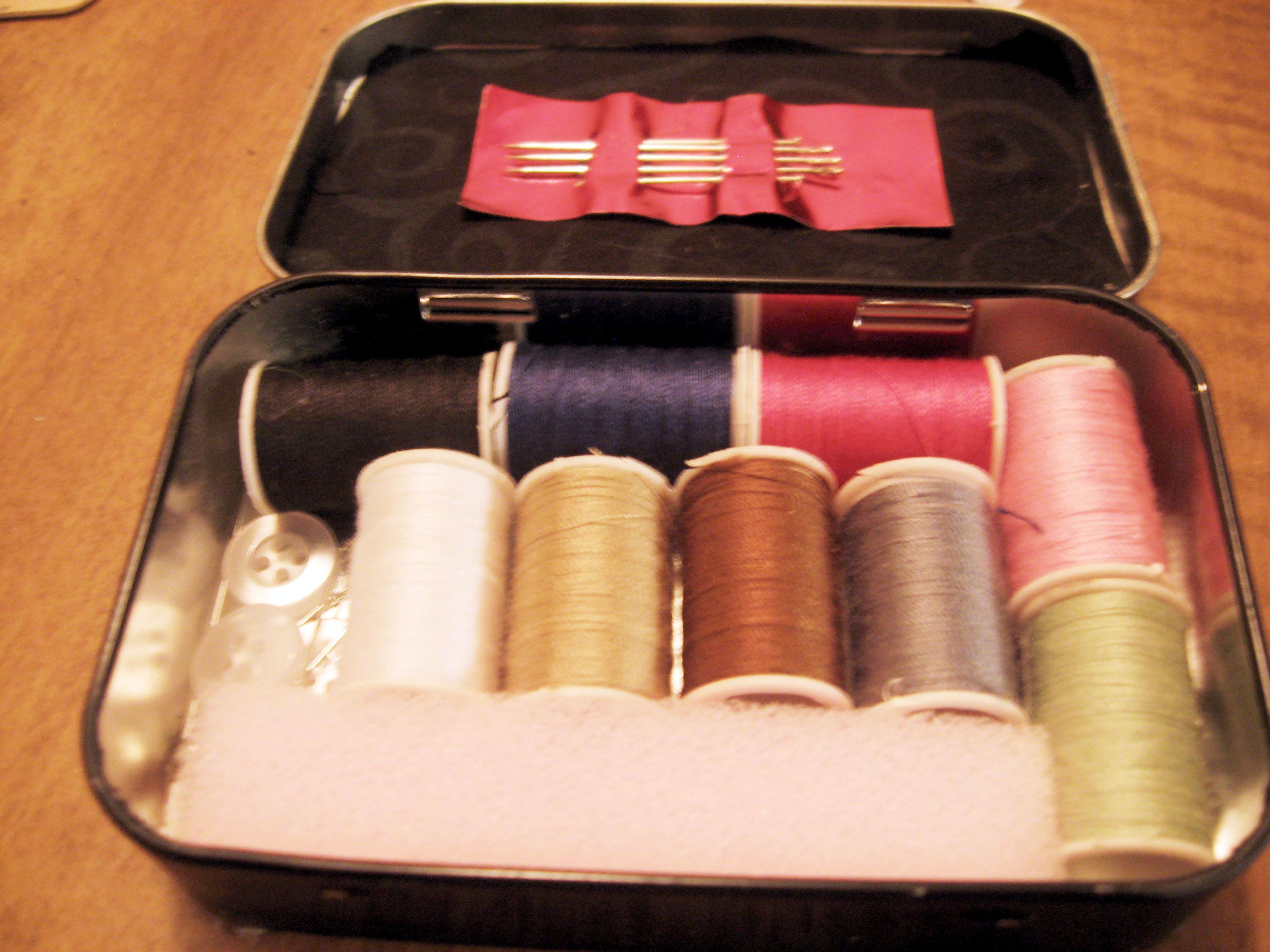 DIY Sewing Kit | Make Something Mondays!