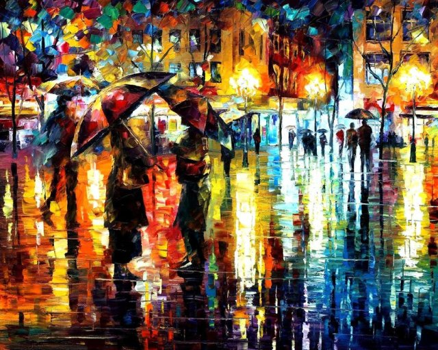 rainy_encounter___leonid_afremov_by_leonidafremov-d57dhlw