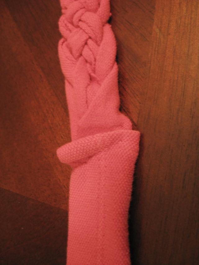 braided handband extension