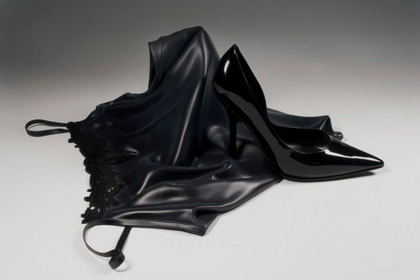 Hyper-realistic sculptures
