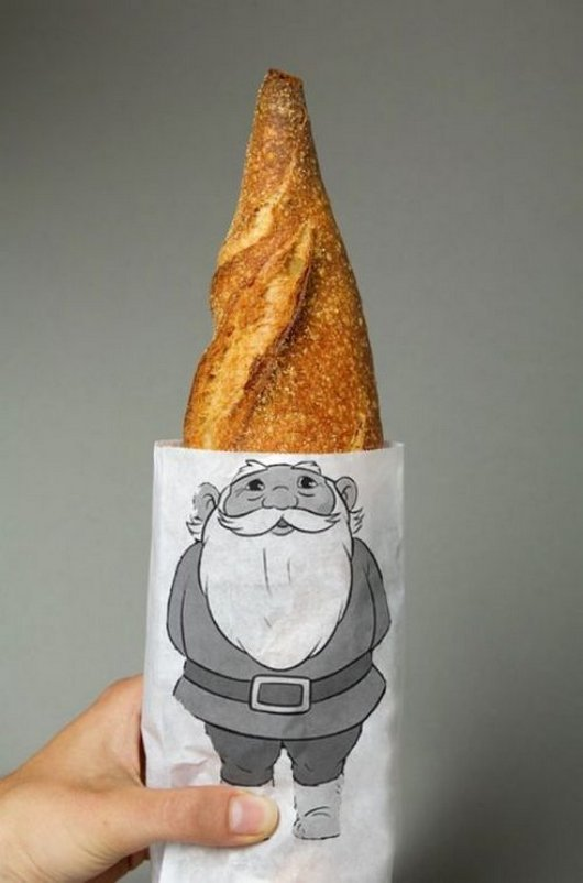 bread packaging