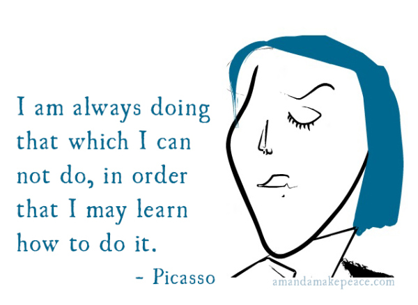 Get inspired by Picasso