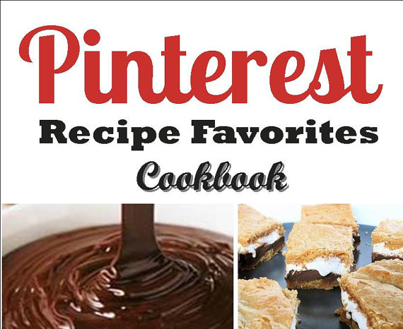 Pinterest Recipe Favorites $14