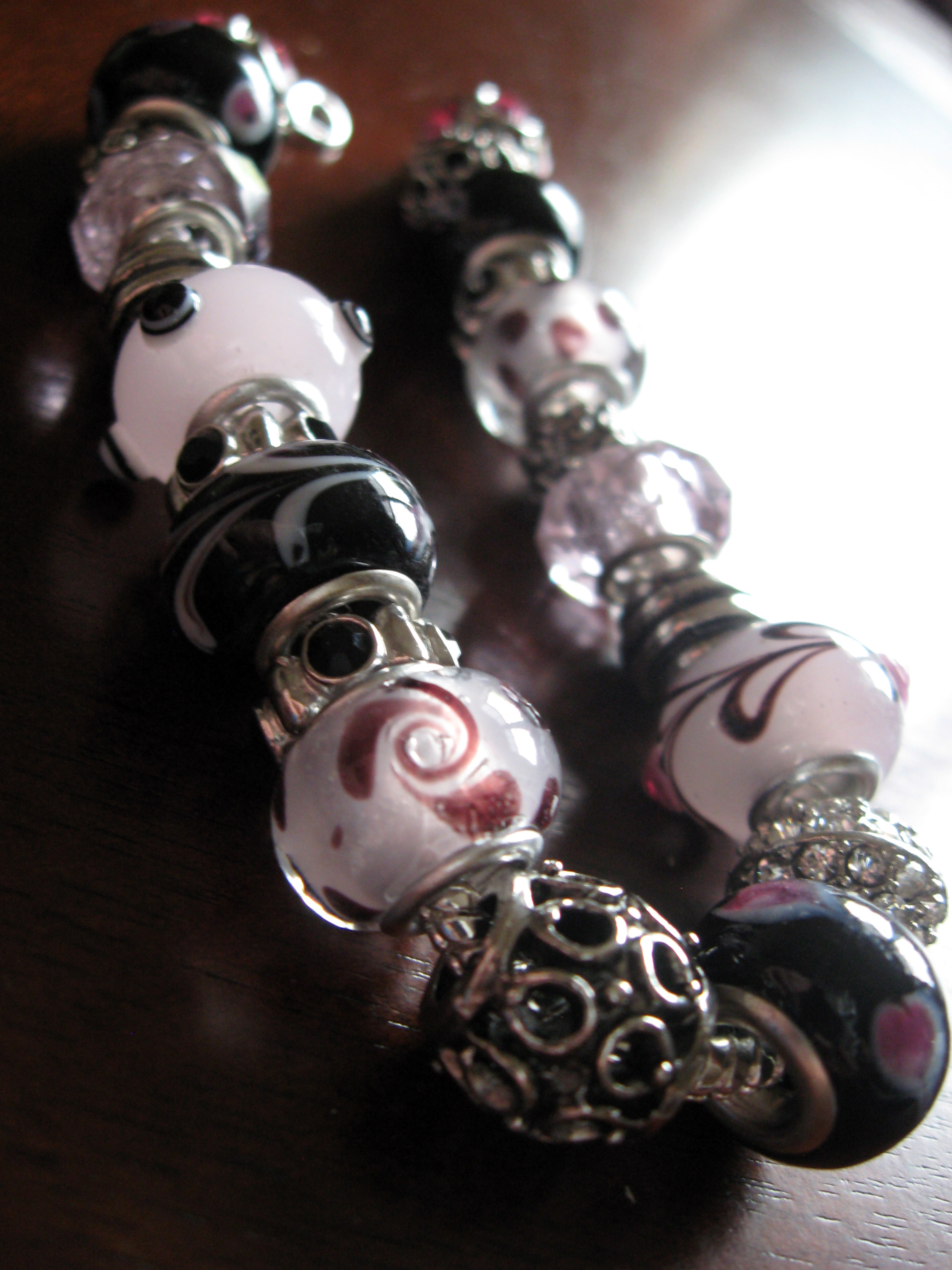 bracelets tiedupmemories bohemian romantic jewelry evelyn bracelet charm zoeskybindi on beads making for glass pinterest bead best images beaded ideas