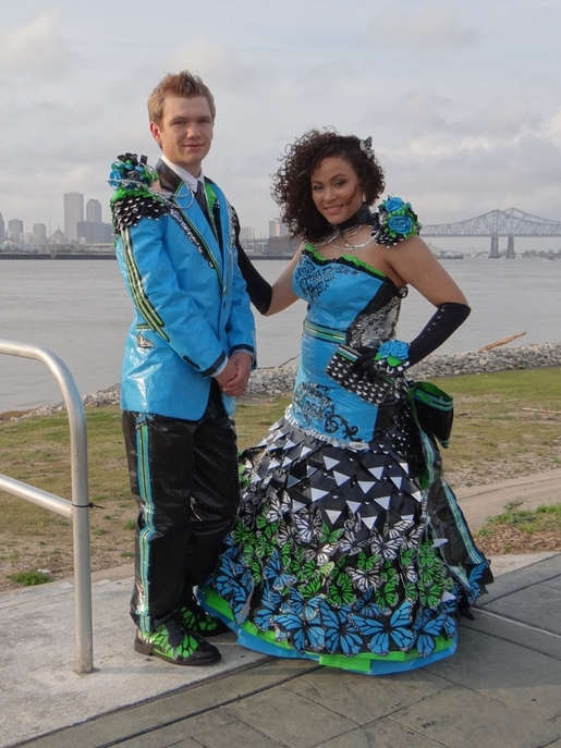 Matching Prom Dresses and Tuxedos _Prom Dresses_dressesss