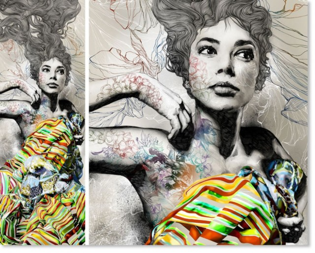 Artwork of Gabriel Moreno