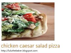 chicken caesar salad pizza-recipe