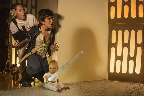 Star Wars recreation