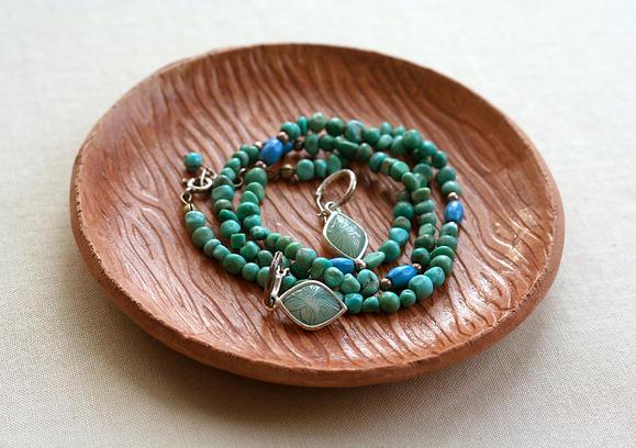 DIY Jewelry Dish