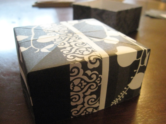 paper box lid
