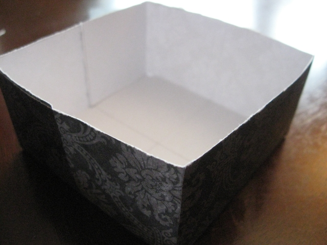 paper box bottom