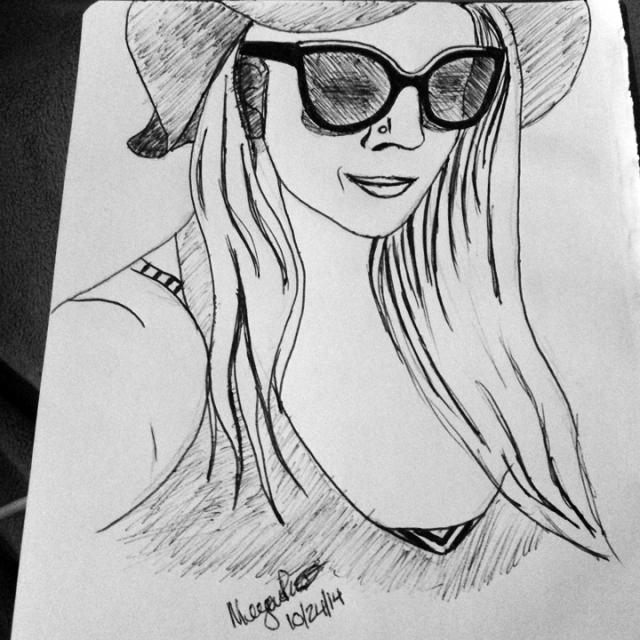 Portrait of Ashley