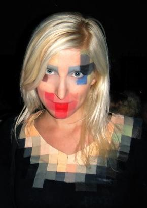 8-Bit Makeup Makes Everything Better! via gizmodo.com