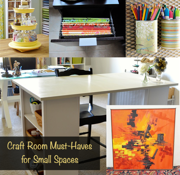 ideal portable craft space