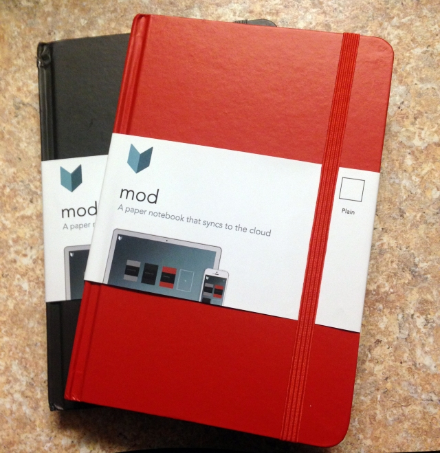 Mod Notebooks for every artist