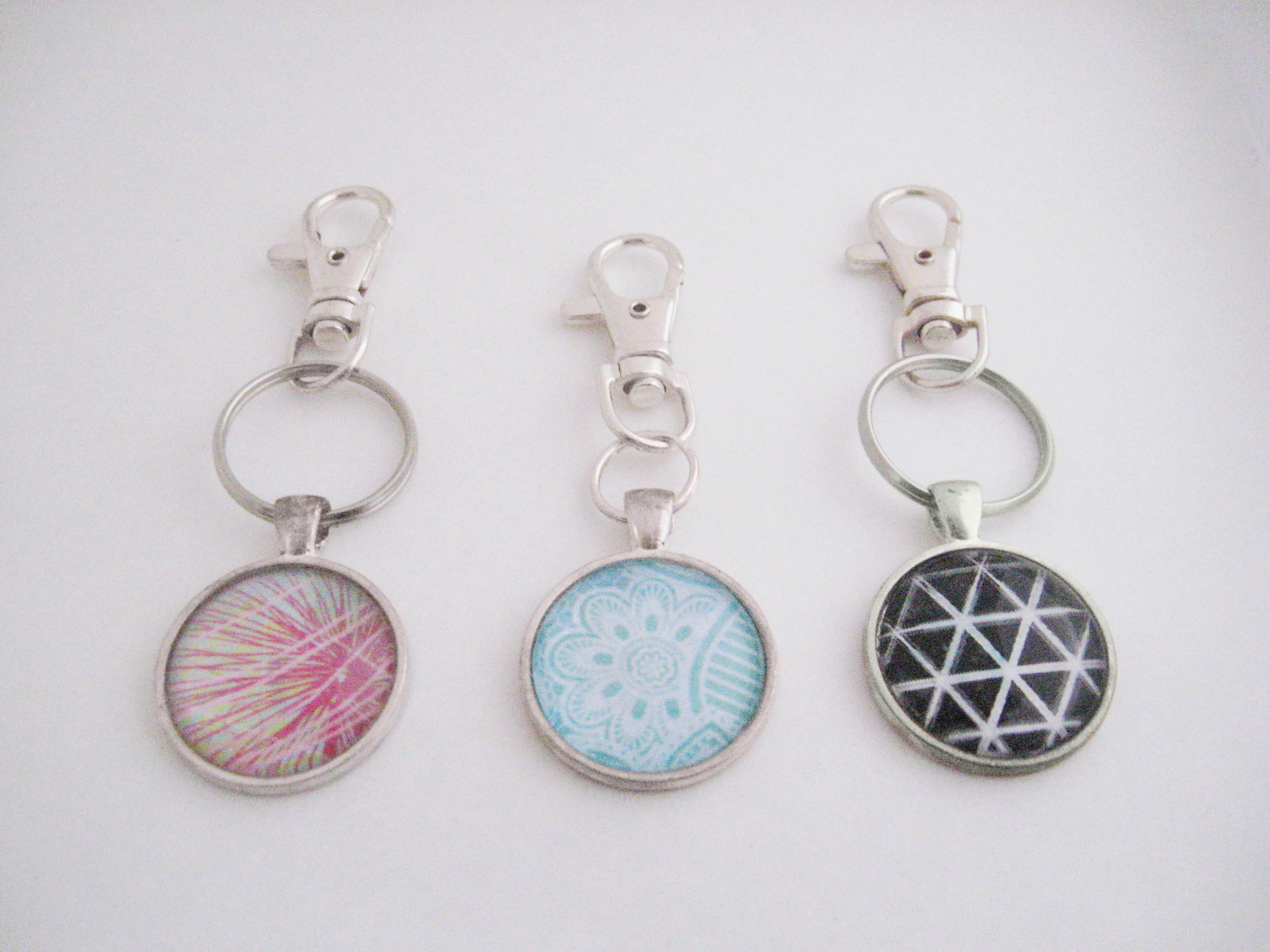 How To Make Your Own Keyring At Home