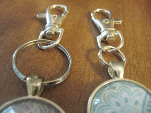 keychain jump rings