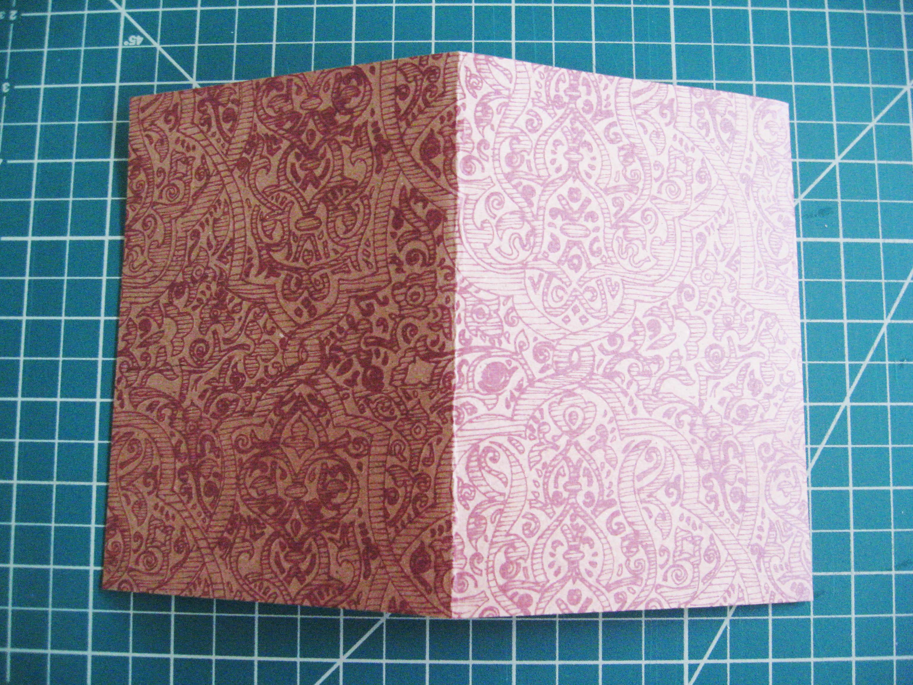Diy Sketchbook Cover ~ Diy mini sketchbook make something mondays