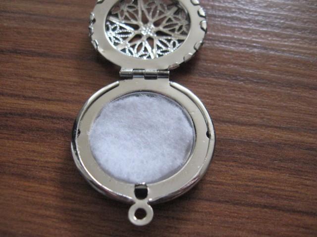 felt circle diffuser pad