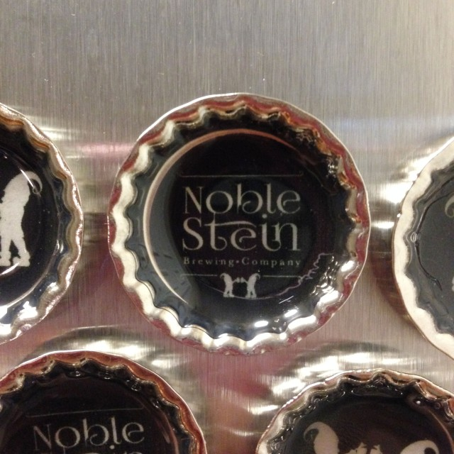 noble stein magnet