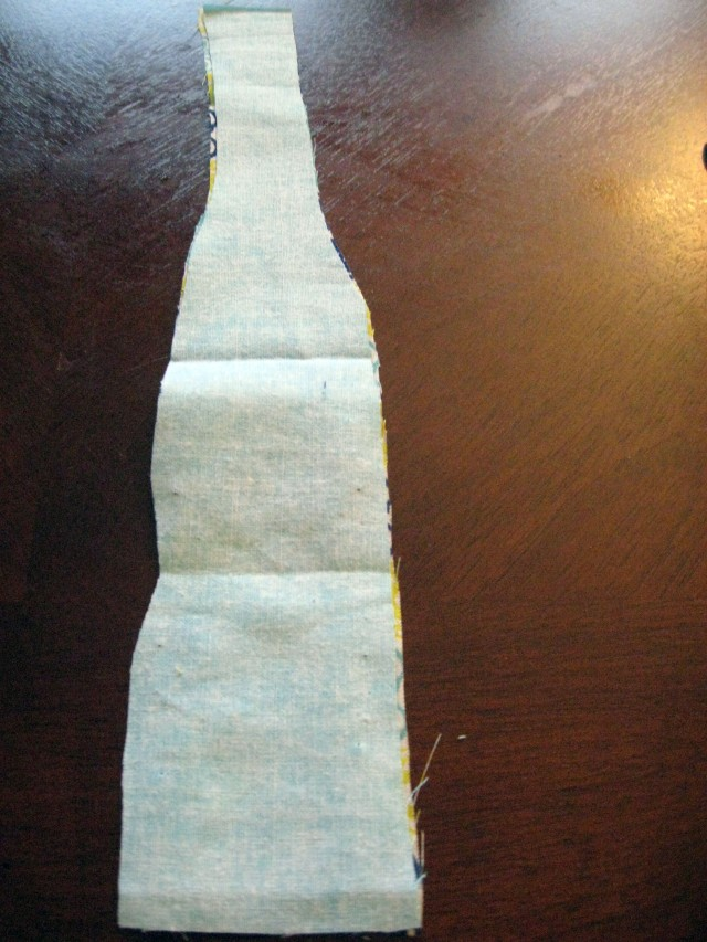 measured fabric lip balm carrier