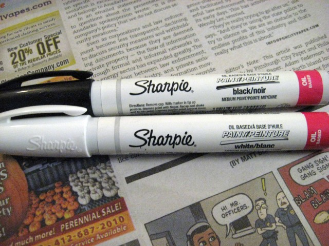 sharpie essentials