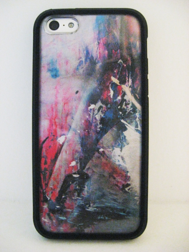DIY iPhone Case Design: Abstract 1
