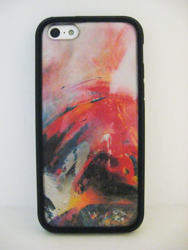 diy iPhone Case Design: Abstract Version 2
