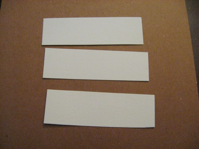 bookmark cut outs