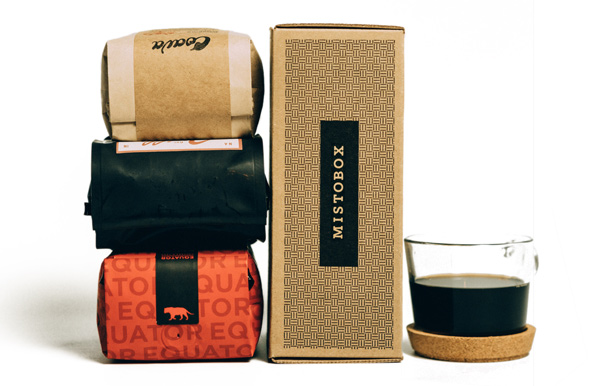 MistoBox- coffee subscription for coffee lovers