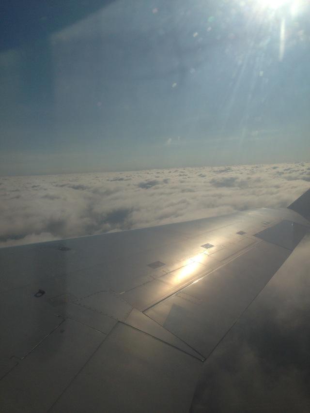 flight to Boston