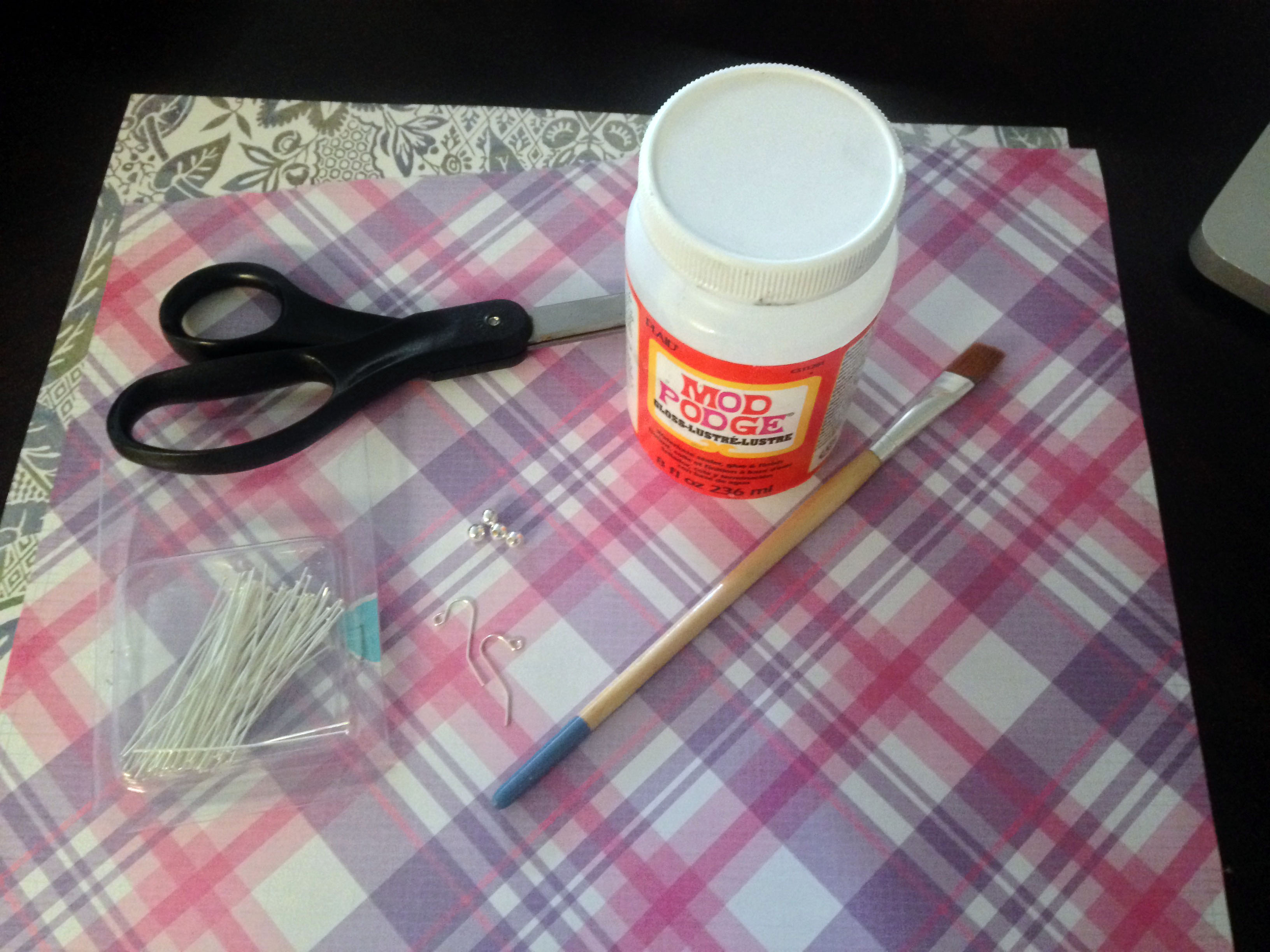 Materials To Make Paper Beaded