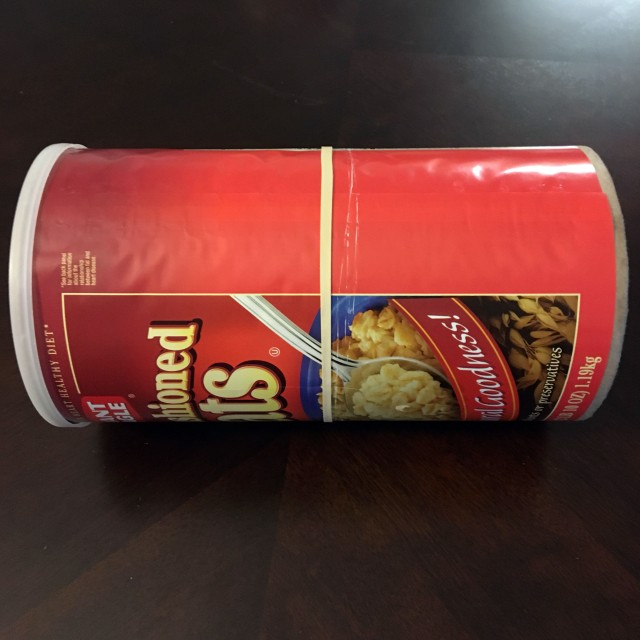 oatmeal-container-craft