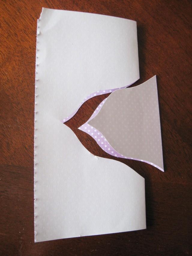 diy paper pabels
