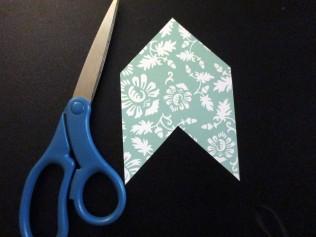 scrapbook paper bookmark template
