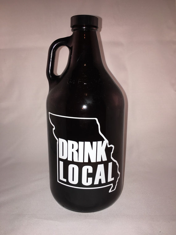 Drink Local growler gift
