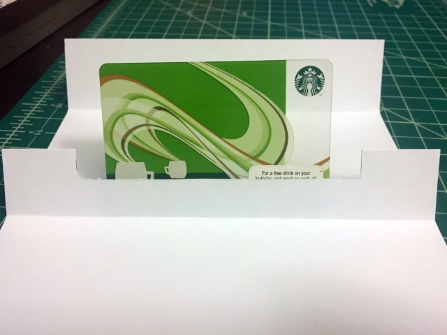 gift card pocket