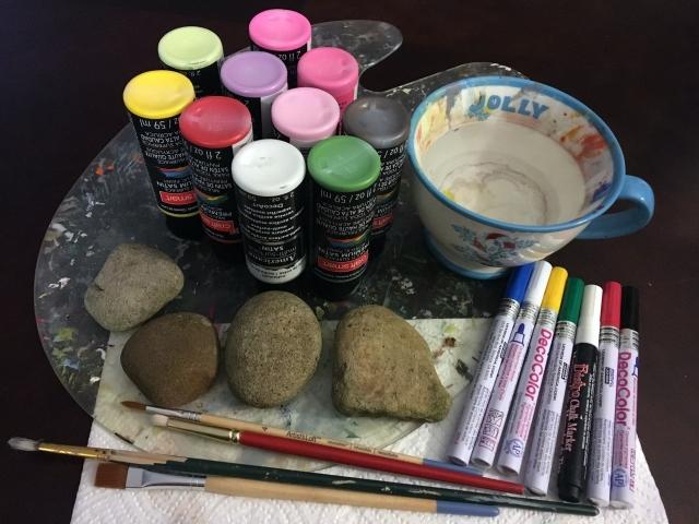 joy rocks supplies