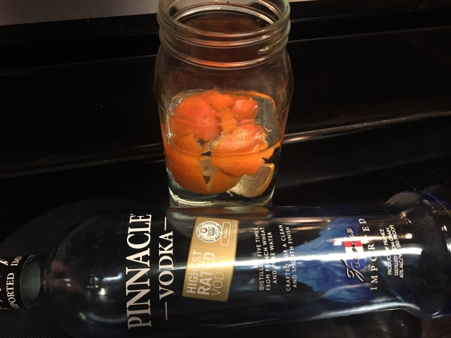orange vodka