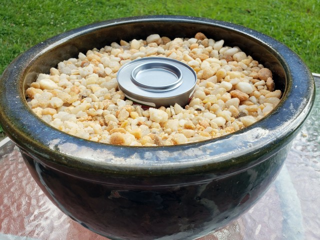 sterno fire bowl
